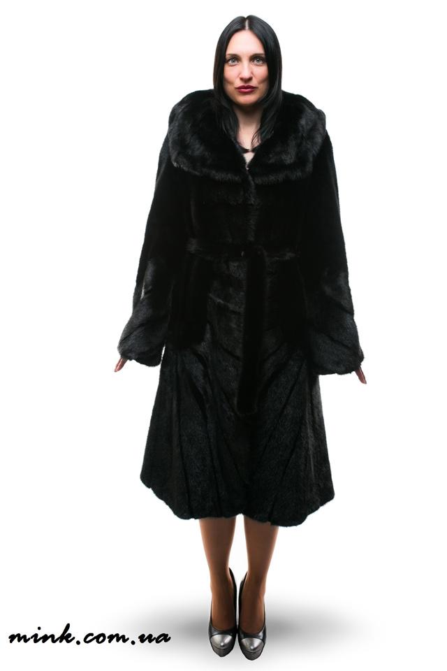 женская одежда, норковая шуба 110 см, интернет магазин женской одежды, шуба классическая, эксклюзивная