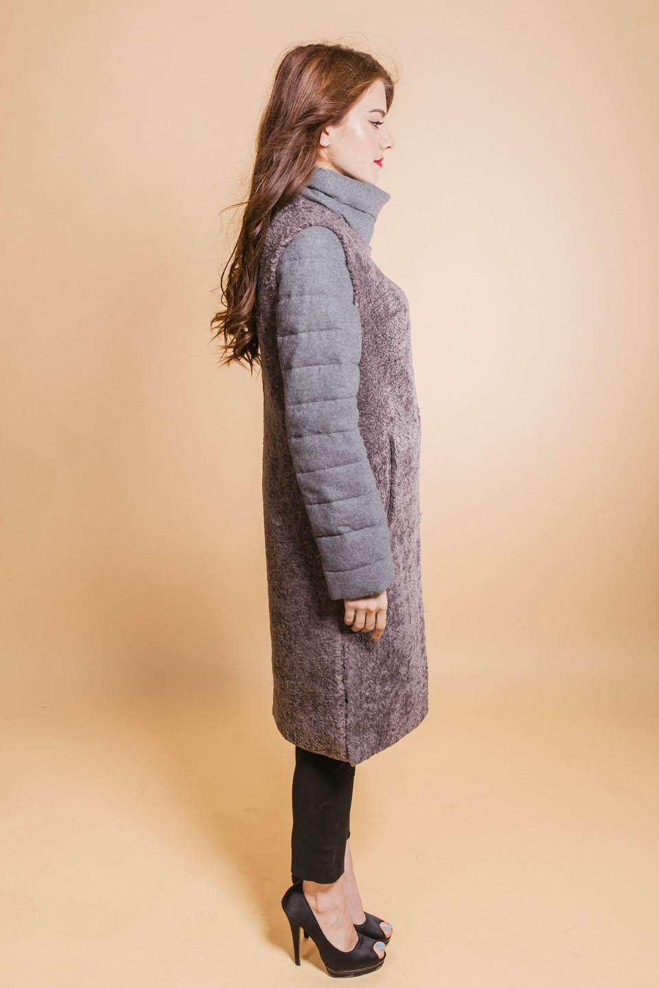 женское пальто из шерсти, пальто-трансформер, женская жилетка, распродажа, купить пальто