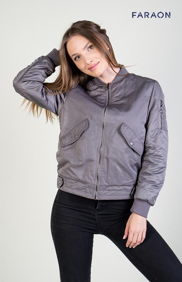 9c910afb4d0947 Жіноча демісезонна куртка, в Києві, ціна - купити в інтернет ...