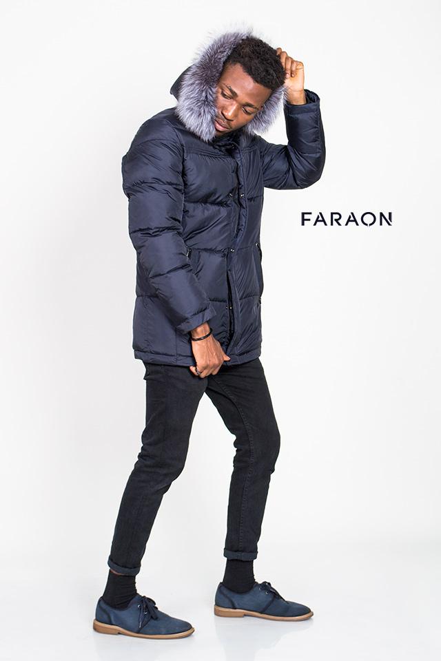 пуховик мужской, купить зимнюю куртку, куртка с капюшоном,