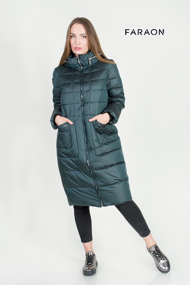 Куртка, пуховик, полупальто, зима, теплый, стильный, большие размеры, баталы, модный, новая коллекция, оверсайз, обьемный воротник, пуховик мешок