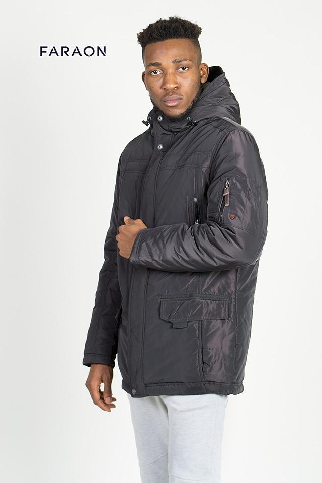 Куртка, пуховик, мужской, зима, теплый, стильный, новая коллекция, большие размеры, баталы, утепеленный, мех